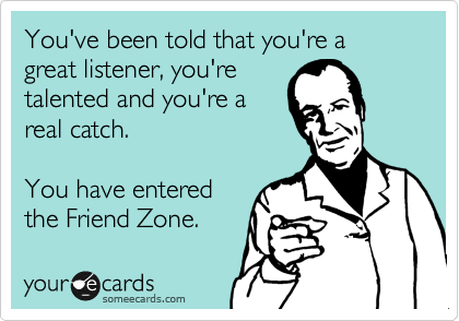 Three Fool Proof Ways To Get Out Of The Friend Zone Sfd Men